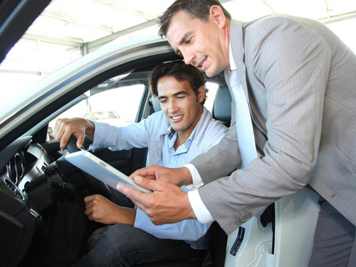 Buying Your Next Used Car from Rockvale Motor Co Ltd.
