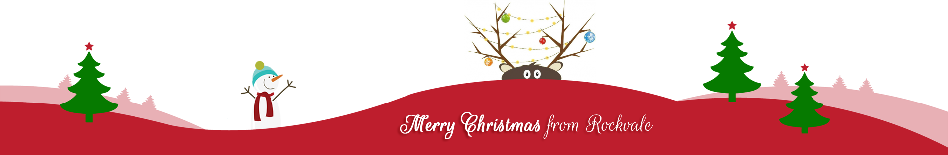 Merry Christmas from everyone at Rockvale Motor Company
